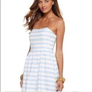 Lilly Pulitzer Peyton boucle striped dress